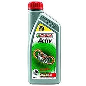 Best Engine Oil for Honda Shine Castrol