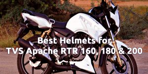Best helmet for TVS Apache