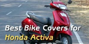 Top 5 Honda Activa Water Proof Body Covers